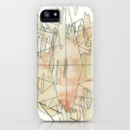C.O.M.P.A.S.S. No. 8 iPhone Case