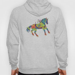 Horse, cool wall art for kids and adults alike Hoody