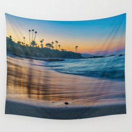 Copper Sands Wall Tapestry
