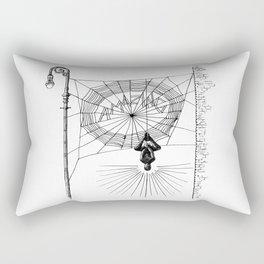 Peter's Web Rectangular Pillow