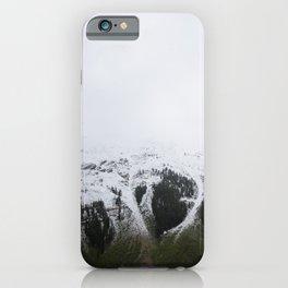 Mountains Glacier Alberta iPhone Case