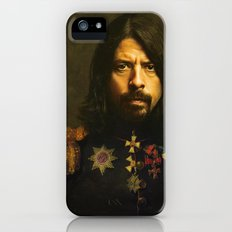 Dave Grohl - replaceface iPhone (5, 5s) Slim Case