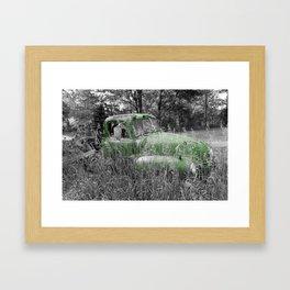 Truck Series 2 Framed Art Print
