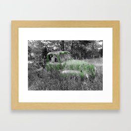 Truck Series 2 Framed Art Print