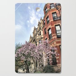 Commonwealth Avenue Charm II Cutting Board