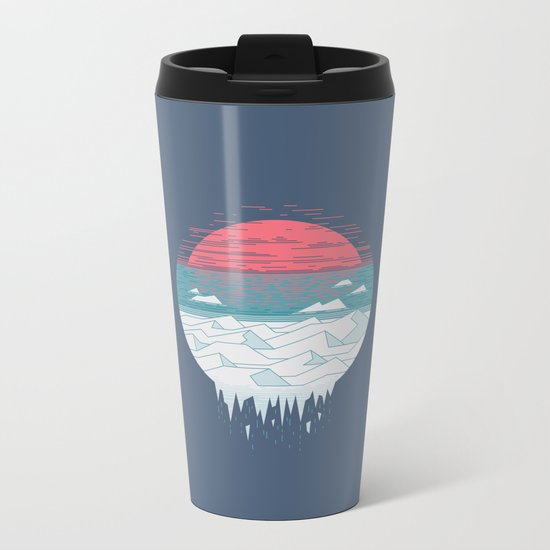 The Great Thaw Metal Travel Mug