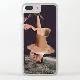 Several Perceptions Clear iPhone Case