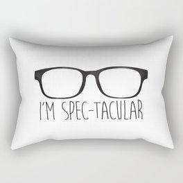 I'm Spec-tacular Rectangular Pillow