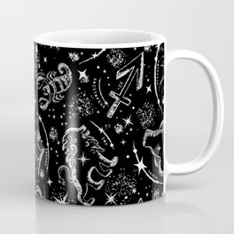 Star Child Coffee Mug
