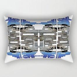 PRXAVT3 JXT DKXVMXNG ESP VESL COLLECTIVE Rectangular Pillow