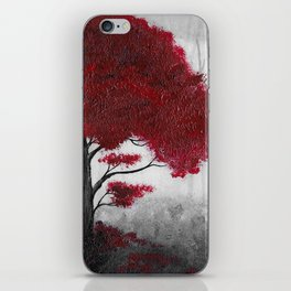 The Dark Forest (color) iPhone Skin
