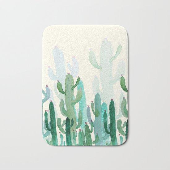 cactus world Bath Mat