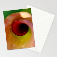 And Into The Dark They Leapt Stationery Cards