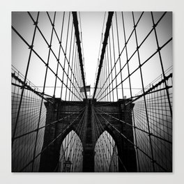 Broolyn Bridge Canvas Print