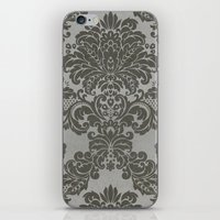 victorian iPhone & iPod Skins featuring Victorian by Tania Joy