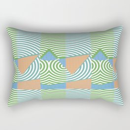 Eye Wonder #19 Rectangular Pillow