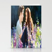saga Stationery Cards featuring Twilight saga by Duitk