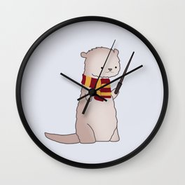 Harry Pawter Wall Clock