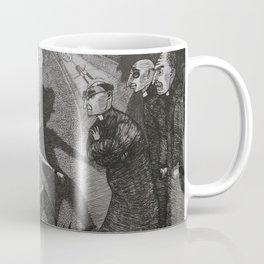 Priest's Daughter's Nightmare Coffee Mug