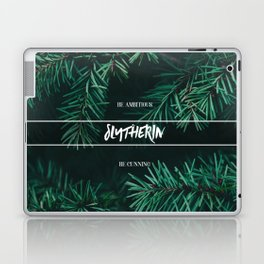 Slytherin Laptop & iPad Skin