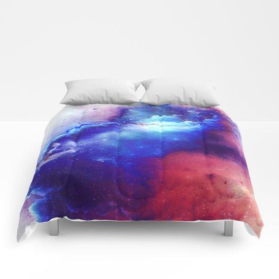Fallen Sky Comforters