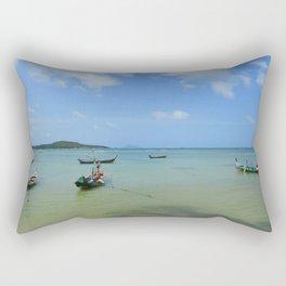 Phuket seascape Rectangular Pillow
