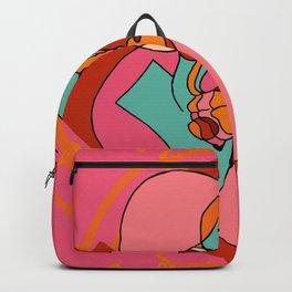 Where's my head? Backpack