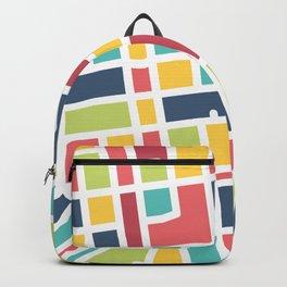 Lancaster, PA Block Map Backpack