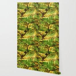 Leaves V11WL Wallpaper