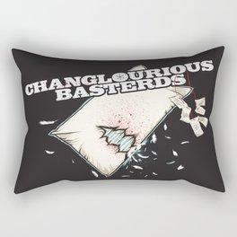 Changlourious Basterds Rectangular Pillow