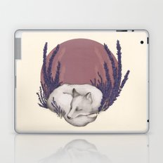 Fox & Lavender Laptop & iPad Skin
