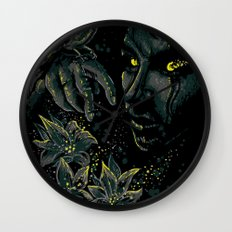 The life of the living dead Wall Clock