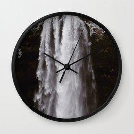 Linn Wall Clock