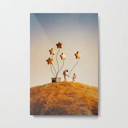 Souvenir from Space Metal Print
