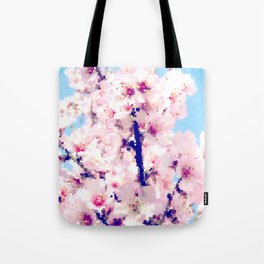Almond Blossom IV Tote Bag