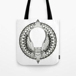 Bright Idea Tote Bag