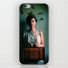 The Escape Artist iPhone Skin