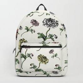 Paris Summer | The Flower Girl Backpack
