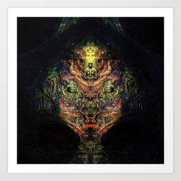 Ancient Burl Art Print