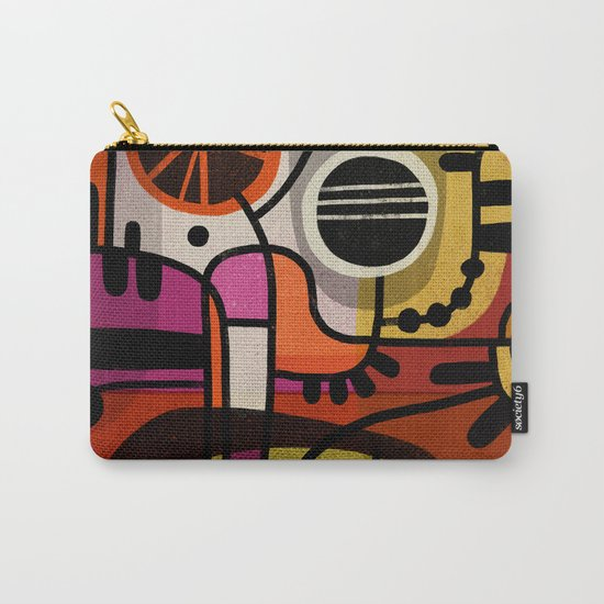 WANDERINGS Carry-All Pouch