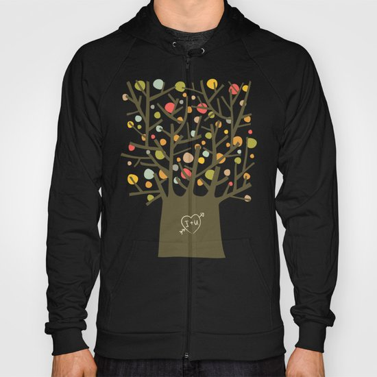 "The ""I love you"" tree Hoody"