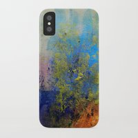 illusion iPhone & iPod Cases featuring Illusion by Christine Scurr