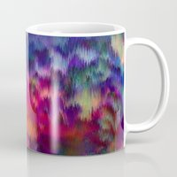 sia Mugs featuring Sunset Storm by Amy Sia