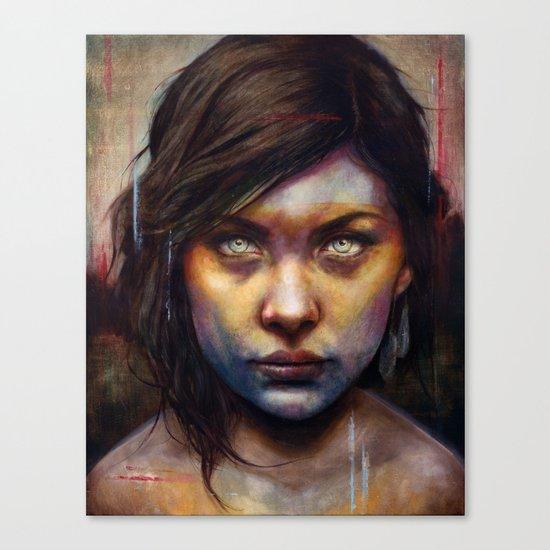 Una Canvas Print
