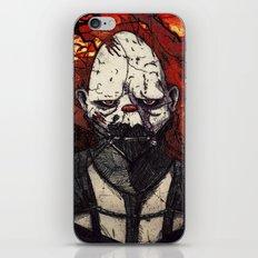 Father Figure iPhone & iPod Skin