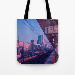 5 AM in Tokyo Tote Bag