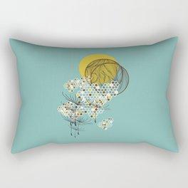 Seasons Time Space Rectangular Pillow