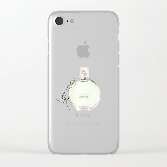 Chance EAU FRAICHE Clear iPhone Case