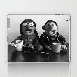 Modern Puppet Gothic Laptop & iPad Skin
