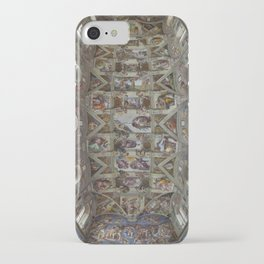 Sistine Chapel  iPhone Case